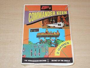 """MINT & SEALED !! Commander Keen Armageddon + Secret Oracle - 3.5"""" Disc"""