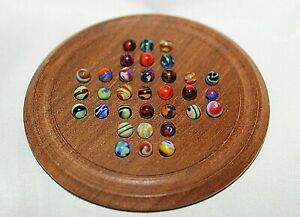 Marbles: Mint Micro Mini Signed 2002, Solitaire Game, Dan Ambrose & Scott Meyer