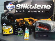 HONDA PAN EUROPEAN ST1300 SERVICE KIT 02-15 WITH FREE DIFF OIL