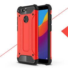 For Huawei Y6 Y7 Y5 Prime Y9 2018 Case Shockproof Hybrid Armor Protective Cover