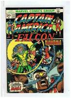 Marvel Comics Captain America #172 VF- 1974