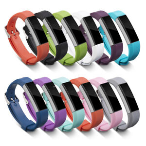 For Fitbit Alta/Alta HR Silicone Replacement Strap Wristband Bracelet Watch Band