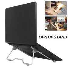Portable Adjustable Laptop Notebook Table Stand Tray Lazy Computer Foldable Desk