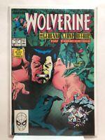 WOLVERINE #11 The Geheanna Stone Affair 1 (1989, Marvel) UNREAD!! NM-MT