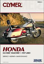 1997-2003 Honda GL 1500 Valkyrie CLYMER REPAIR MANUAL