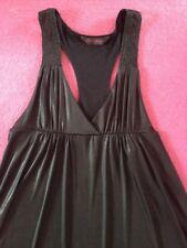 Miss Selfridge Dress Uk 10 - Black / LBD V Neck Gorgeous ✨