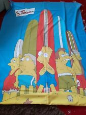 The Simpsons Single Duvet Cover