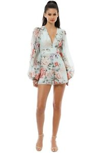 Pre Loved Alice McCall One By One Playsuit Size 8