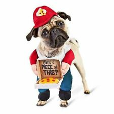 Pizza Delivery Dog Pet Costume (New with Tags) - FREE SHIPPING