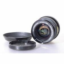 Konica / Minolta MD 2,8/24 mit E-55 Filtergewinde - 24mm F/2.8 Lens