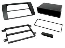 SKODA OCTAVIA SINGLE DOUBLE DIN FACIA FASCIA PLATE KIT