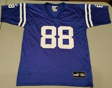 Puma Indianapolis Colts Marvin Harrison Jersey #88 Size Youth Large 14-16 HOF