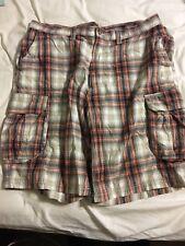 EUC Men's St. John's Bay Size 38 Cargo Shorts