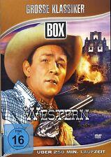 4 Western Filme u.a Rodeo, Hawkens Breed, Unter dem Himmel von Arizona, The Days