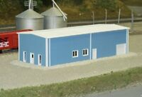 """N SCALE: """"PRE-FAB WAREHOUSE"""" Kit #541-8003 by Pikestuff"""