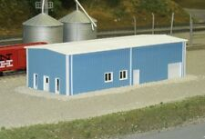 "N Scale: ""Pre-Fab Warehouse"" Kit #541-8003 by Pikestuff"