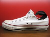 New Converse Chuck Taylor All Star Core White Canvas Low M7652 US Men 3-11