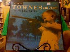 Townes Van Zandt In the Beginning... LP sealed vinyl