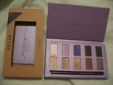 Stila 'In The Moment' Eye Shadow Palette - 10 Beautiful Romantic Shades NIB
