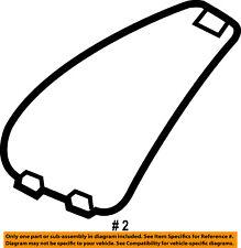 Dodge CHRYSLER OEM 08-10 Viper Door-Access Panel Left 5029069AB