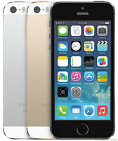 Apple iPhone 5S 16GB /32GB /64Gb Smart phone Unlocked / AT&T Black Gold Silver