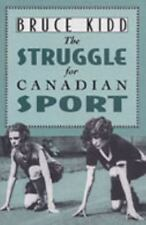 The Struggle for Canadian Sport-ExLibrary