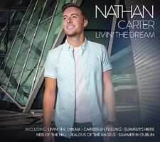NATHAN CARTER - LIVIN THE DREAM CD 2017