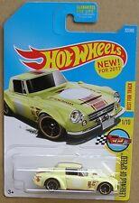Hot Wheels 2017 22 of 365 Fairlady 2000 Hotwheels Legends of Speed - Long Card
