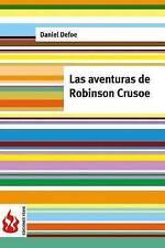 Las aventuras de Robinson Crusoe: (low cost). Edición limitada (Ediciones Fénix)