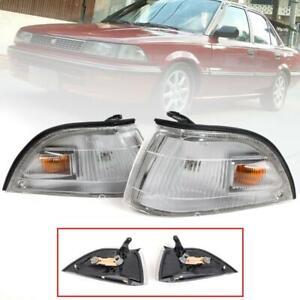 Corner Lamp Side Indicator Light For Toyota Corolla AE90 AE92 E90 Sedan 1988-92