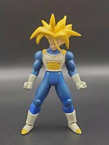 Dragon Ball Z The Saga Continues Action Figure 2001 Irwin FUN