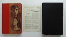 WUTHERING HEIGHTS by Emily Bronte, Illustrated Heritage Press w/Slip Case, VG