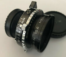 Calumet Rodenstock 150mm f5.6 Apo Sironar-N Copal 0 FLAWLESS GLASS!