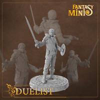Fantasy Minis - FM03 - Duelist 28mm