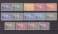 ST. HELENA 1938, SG# 131-140, CV £140, MH