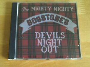 THE MIGHTY MIGHTY BOSSTONES - Devils Night Out (1990) - CD Album - Reissue 1993.