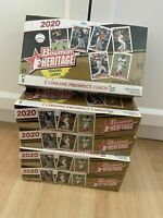 2020 Bowman Heritage Hobby Box - Brand New & Unopened & Factory Sealed