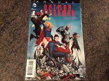 Batman Superman Annual #1! Look In The Shop!