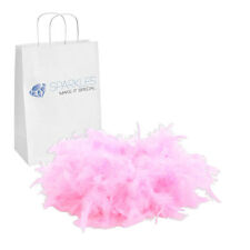 2yd Pink Feather Boa Birthday Bachelorette Party Wedding Special Event Décor