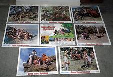 SWISS FAMILY ROBINSON original DISNEY lobby card set TOMMY KIRK/JAMES MACARTHUR