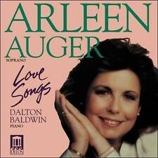 Love Songs (CD, Oct-2010, Delos)