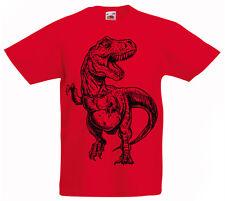 Niño Dinosaur ( Arlo) Camiseta 3 -13 Años Antigua Niños Jurásico Regalo Altura