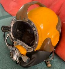 kirby morgan SL 17B commercial diving, yellow