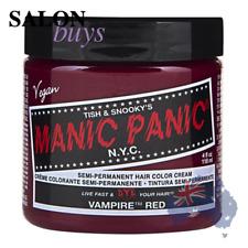 Manic Panic Classic Hair Colour 118ml Vampire Red