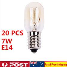 20 x E14 Salt Lamp Globe Bulb 7W for Himalayan Salt Lamp