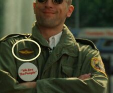 "FANCY DRESS HALLOWEEN COSTUME PARTY MOVIE ""TAXI DRIVER"" PROP Patch: Airborne"
