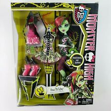 Monster High I Love Heart Fashion Venus McFlytrap Doll Rare & Exclusive NEW