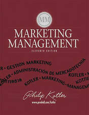 USED (GD) Marketing Management by Philip Kotler