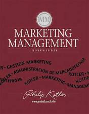 Marketing Management by Philip Kotler (Hardback, 2002)