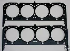 SBC CHEVY 350 383 MULTI LAYER HEAD GASKETS BORES UP TO 4.125 ONE PAIR 5218-Pr.